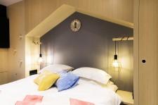 Billigt hotellrum utan fönster i Stockholm
