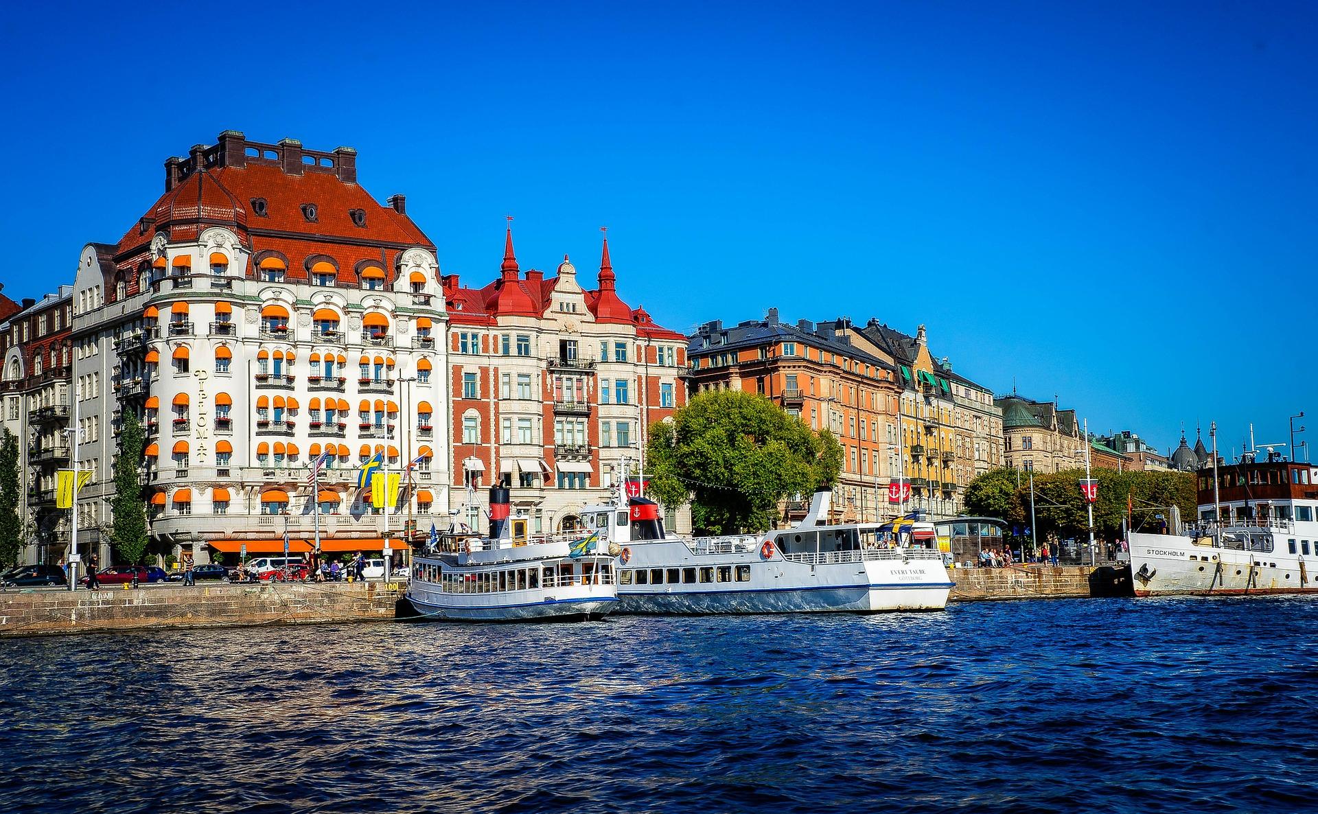Aktiviteter under corona i Stockholm