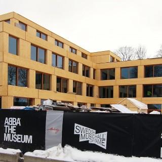 Besök ABBA-museet