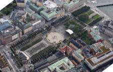 Kungsträdgård är start och mål för RunStockholm
