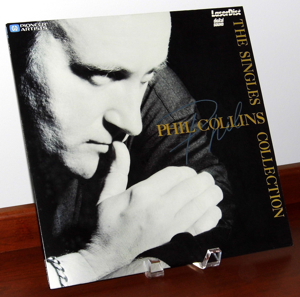 Phil Collins till Stockholm i sommar