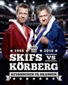 Björn Skifs och Tommy Körberg tar över Sollidenscenen nästa helg