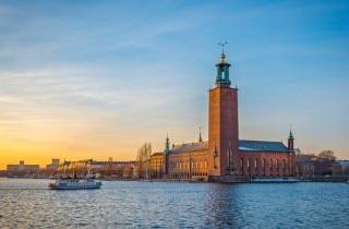 Njut av Stockholm i augusti