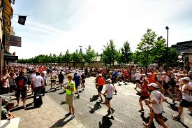 Stockholm Marathon 2 juni