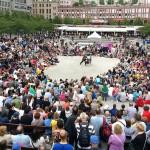 Stockholm Street Festival återvänder till Kungsträdgården Foto: Lennart Stenberg