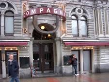 Sturecompagniet är ett populärt ställe i Stockholm