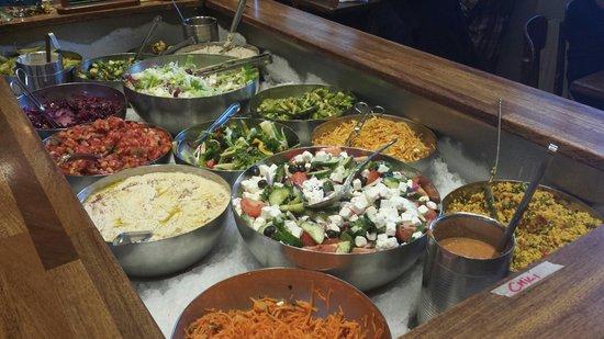 Stockholms bästa lunchställen