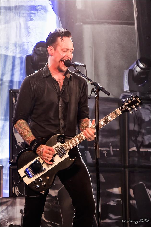 Volbeat till Stockholm