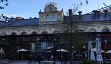 Berns Hotell vid Berzelii Park i Stockholm