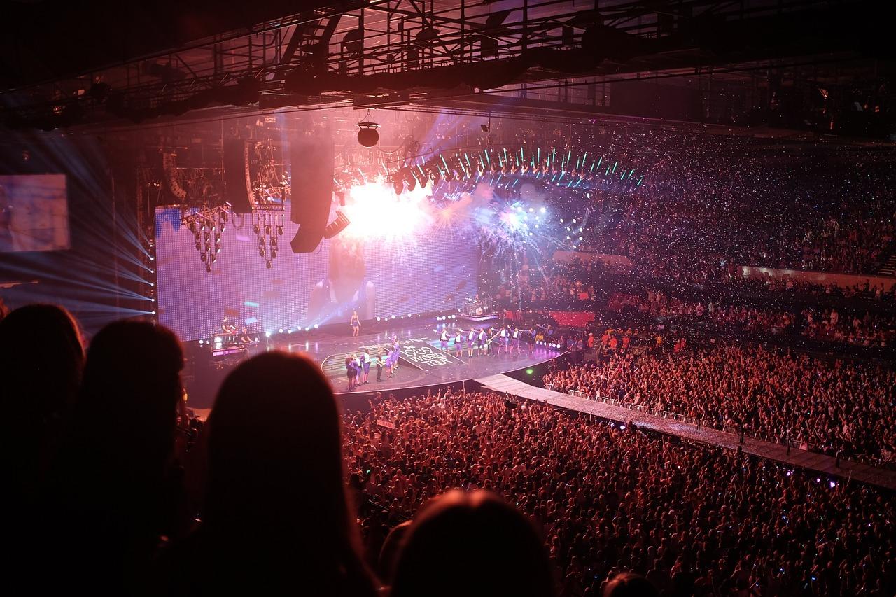 Se fram emot en massa härliga konserter 2019