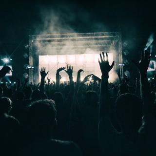 Gå på 80-tals festival!