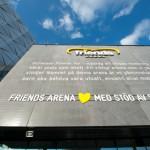 Melodifestivalens final sker på Friends Arena