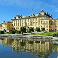 Drottningholm är bara ett av alla slott i Stockholm