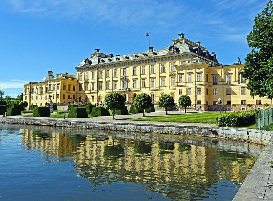 Fantastiska slott i Stockholm