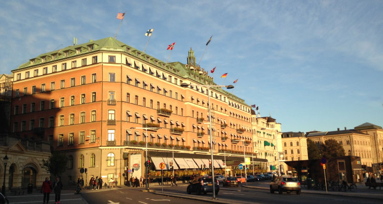 Hotell Grand Hotel Stockholm