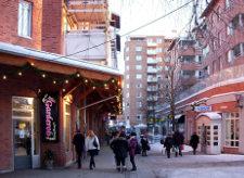 centrala huddinge i stockholm