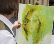 Testa att måla och skåla!