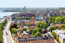 Kungsholmen från ovan