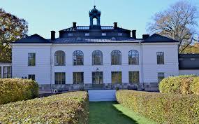 Näsby slott sägs vara hemsökt
