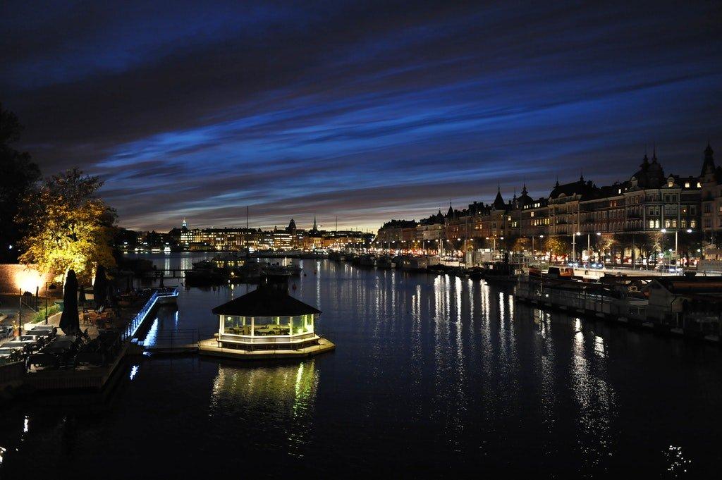 Sommarlov i Stockholm