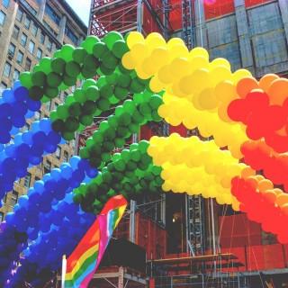 Alla är välkomna till Stockholm Pride