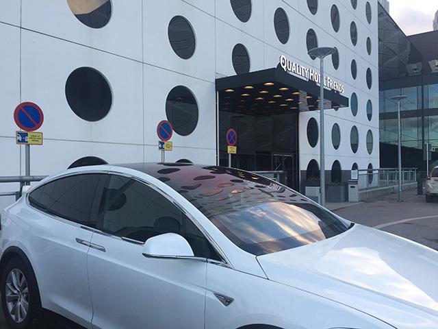Recension av Quality Hotel Friends vid Mall of Scandinavia - Arenastadens vardagsrum?