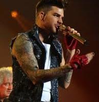Adam Lambert sjunger med Queen i november