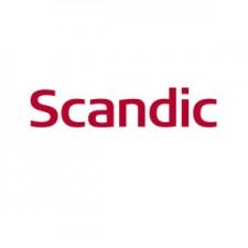 Scandic hotell-grupp logo