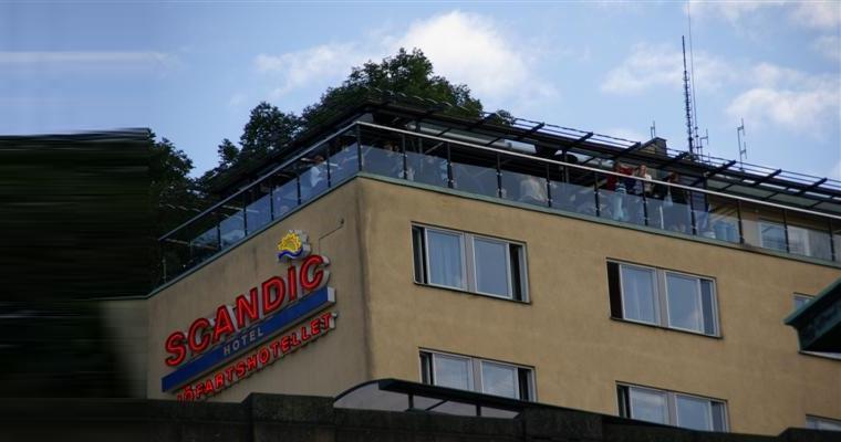 Sjöfartshotellet vid Slussen i Stockholm