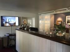 Reception på Smådalarö Gård hotell och konferens i Stockholm skärgård