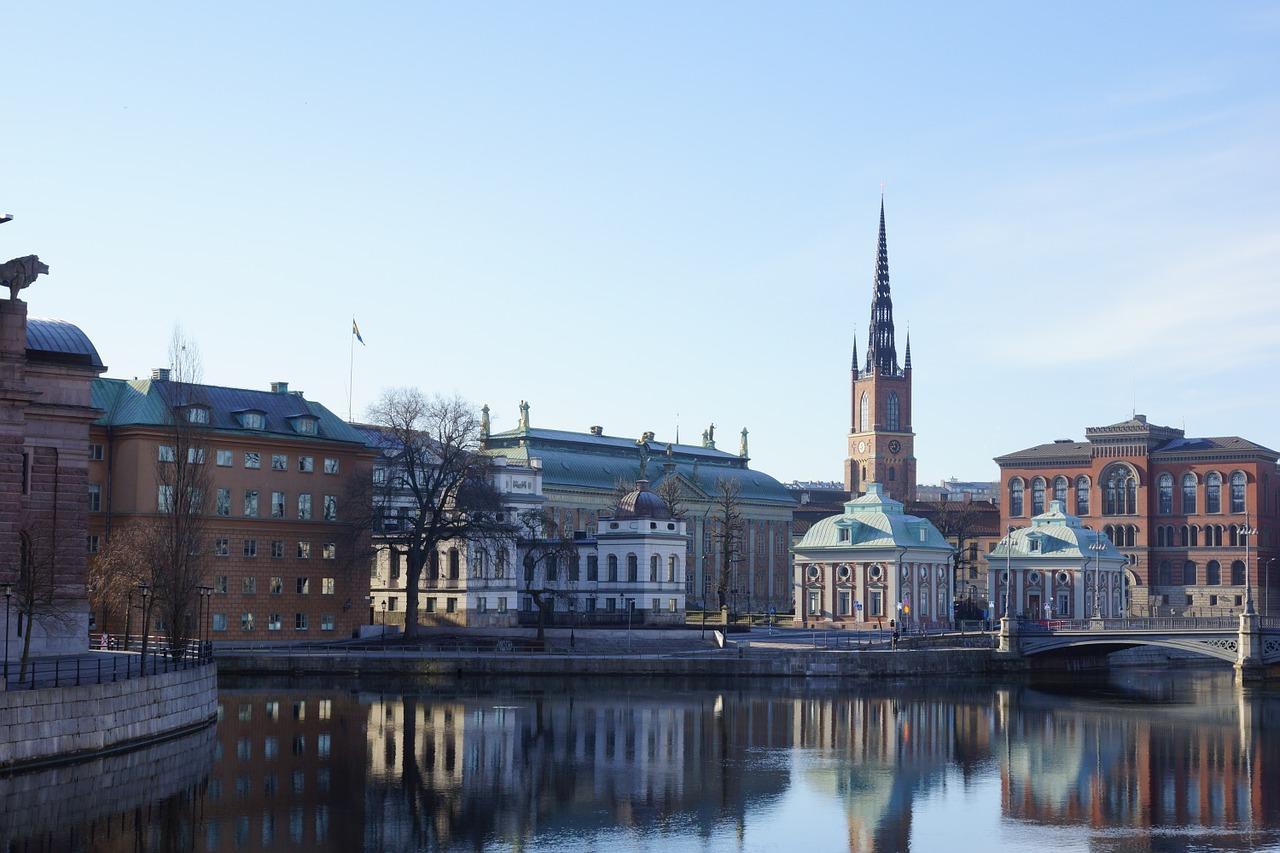 Bra hotell att boka i Stockholm