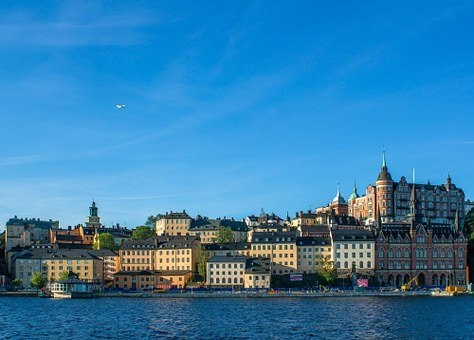 6 sevärda byggnader i Stockholm