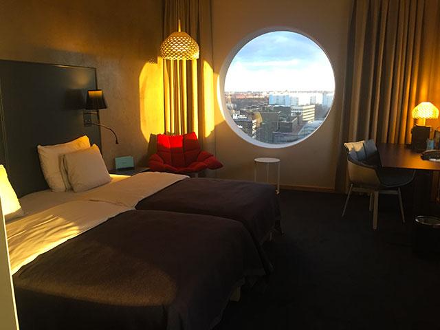 hotell nära mall of scandinavia