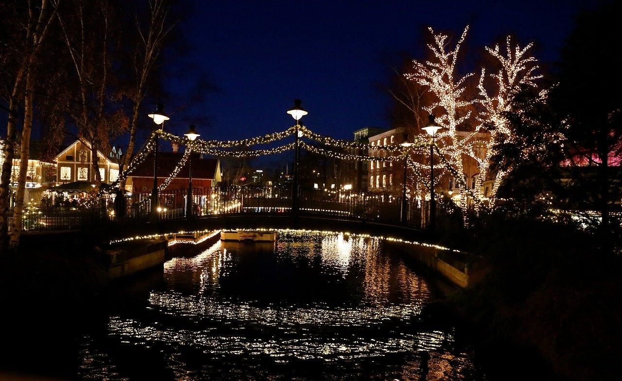 Luciakonserter och julmarknader