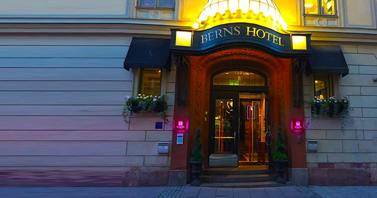 Berns Salonger hotell