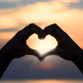 Fira alla hjärtans dag tillsammans