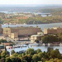 Ett hotell i Stockholm har gått i konkurs