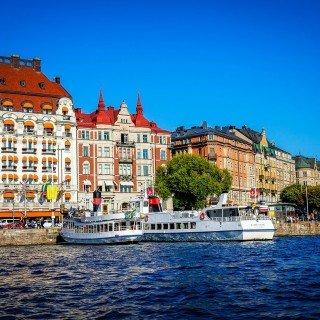 Upptäck Stockholms historia